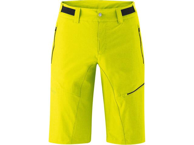 Maier Sports Kerid Bermuda Shorts Men sulphur spring